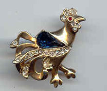 SALE Rooster Pin