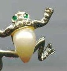 SALE Another frog Pin