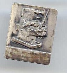 SALE Press Pin