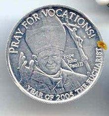 SALE Pope  John Paul  111