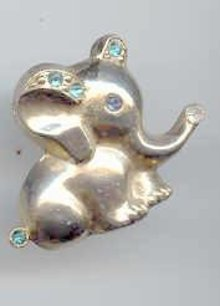 SALE Cute Elephant Pin