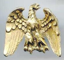 SALE Fabulous Eagle Pin