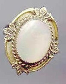 SALE Striking Whiting-Davis ring