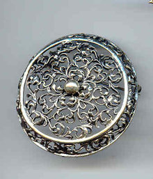 SALE Danecraft Extraordinary Sterling Pin