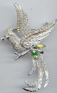 SALE Large Bird Pin