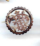 SALE Old sterling Pin