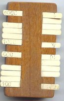 SALE Counter with ivory keys