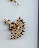 SALE Retro Fan Pin