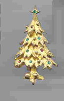SALE Christmas Tree Pin