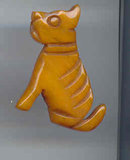 SALE Bakelite Dog   Cute