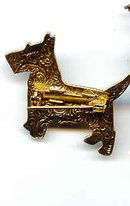 SALE Small Scotty Dog Pin