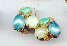 SALE Summer Earrings Glass
