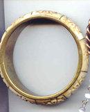 SALE Stunning Bone Bracelet