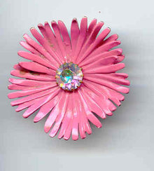 SALE Marvella Vintage Flower Pin.