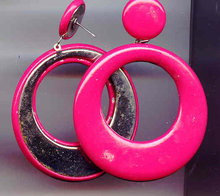 SALE Hot Hot Pink Magnificent  Enormous
