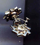 SALE Dazzling Rhinestone Earrings