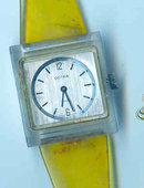 Lucite, OCTRA Running Vintage Watch
