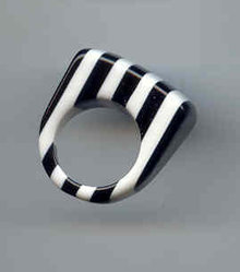 Stripe ring of the 70's