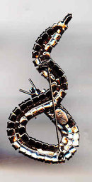 Kenneth J Lane  snake pin
