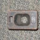 Rare set of RSC steel weights