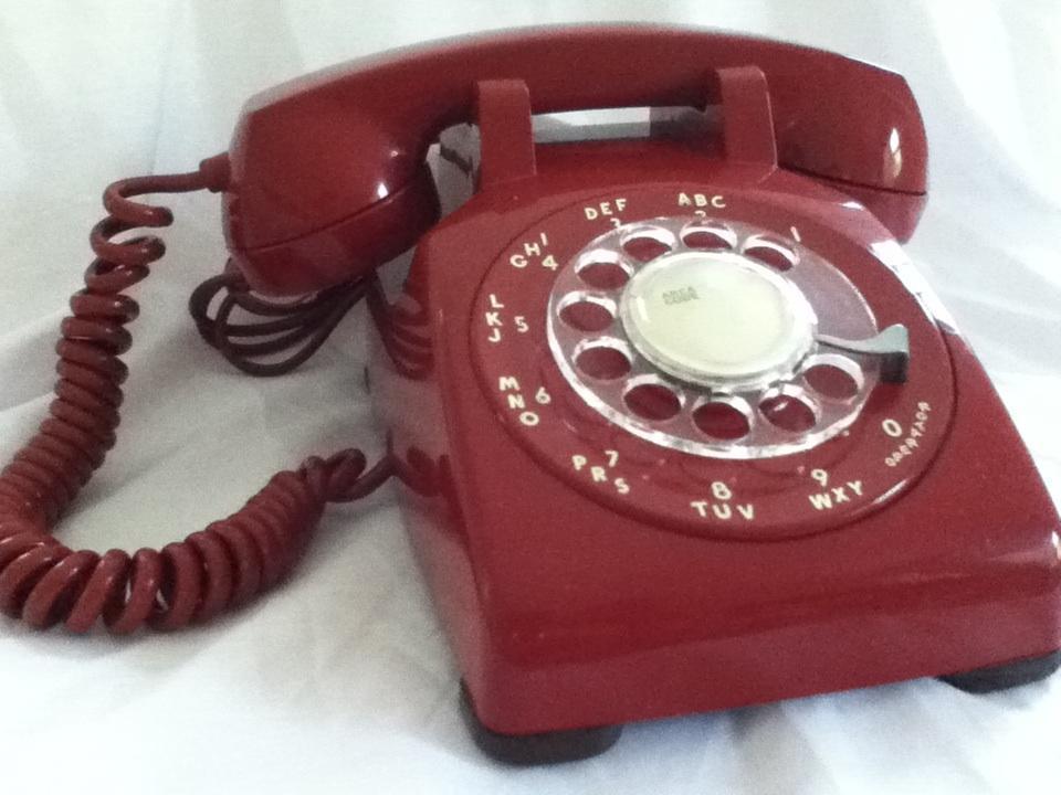 Western electric phone