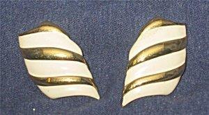 Monet Swirl Earrings