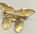 Butterfly Pin Brooch