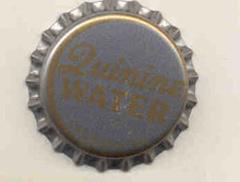 Quinine Water Soda Bottle Cap 1970s