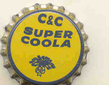 C&C Super Cola Soda Bottle Cap