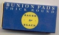 Bauer & Black Bunion Pads RX Medicine Box Full
