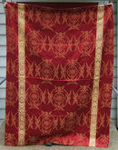 Jaquard Altar Cloth Metallic
