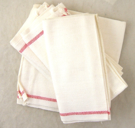 Damask Kitchen Towels