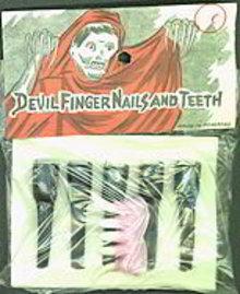 Devil Halloween Novelty Toy