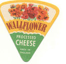 Wallflower Processed Cheese Label