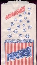 Hot Delicious Movie Popcorn Bag