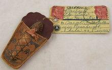 1930s Skookum Native American Indian Doll Mailer