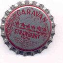 Caravan Soda Bottle Cap