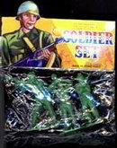Toy Soldier in Plastic Original Bag 1960s