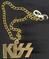 Kiss Metal Bracelet