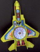 Eagle Friction Airplane Toy