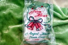 German Spun Glass Angel Hair in Package