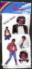 Michael Jackson Thriller Stickers