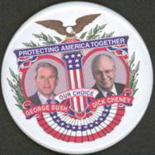 Cheney Bush Pin