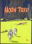 Scholastic Moon Landing Booklet 1962