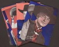 Color Arcade Cowboy Cards