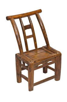 Primitive Bamboo Chair