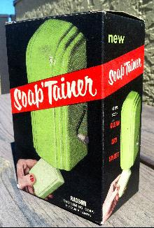 Soap Container in Box 1950s