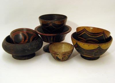 Tibetan Prayer Medicine Bowl