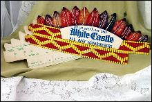 White Castle Promo Hat 1960s