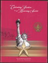 George W. Bush Inauguration Booklet